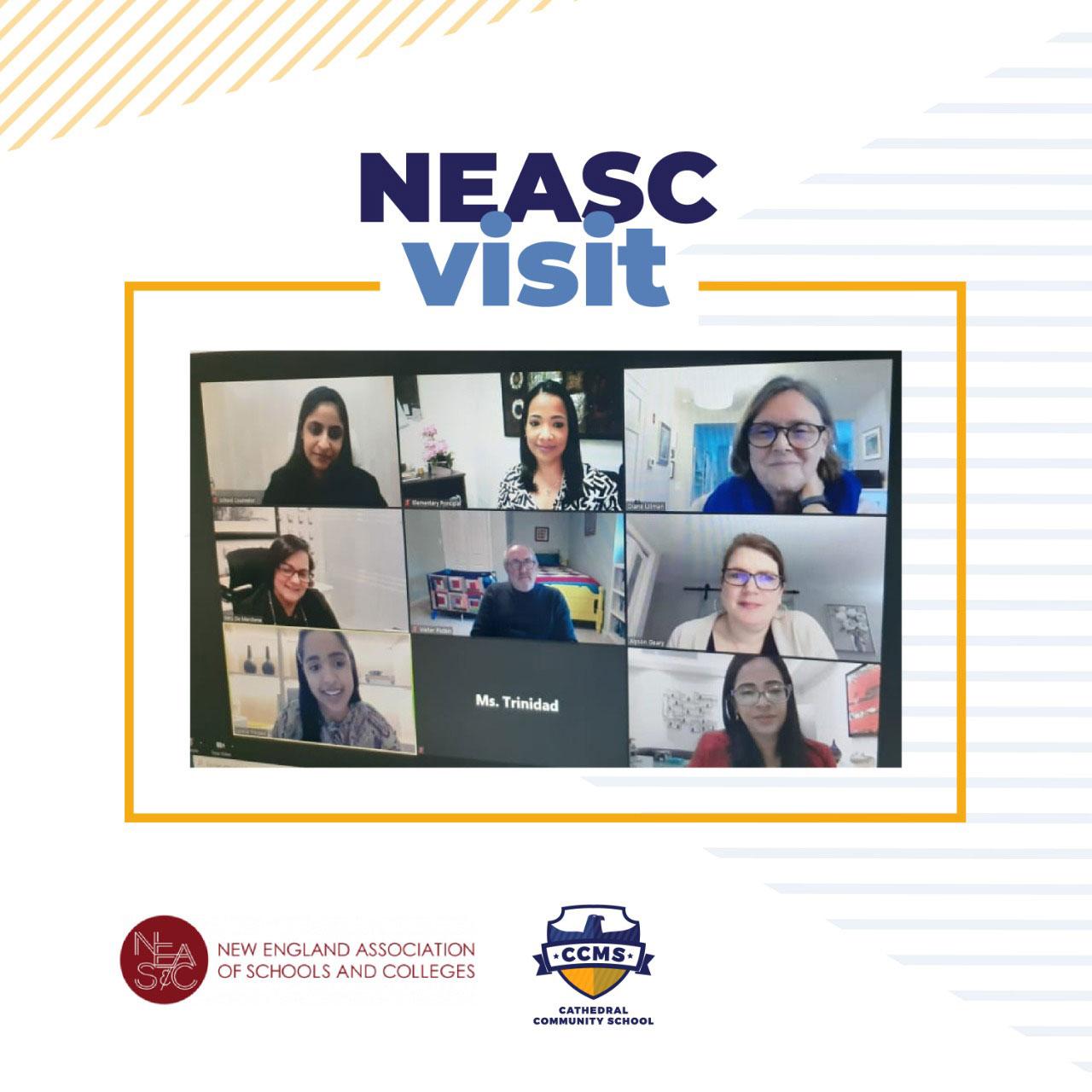 NEASC-Accreditation Process